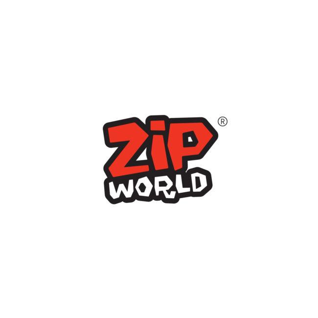 Zip  World  Master  Logo