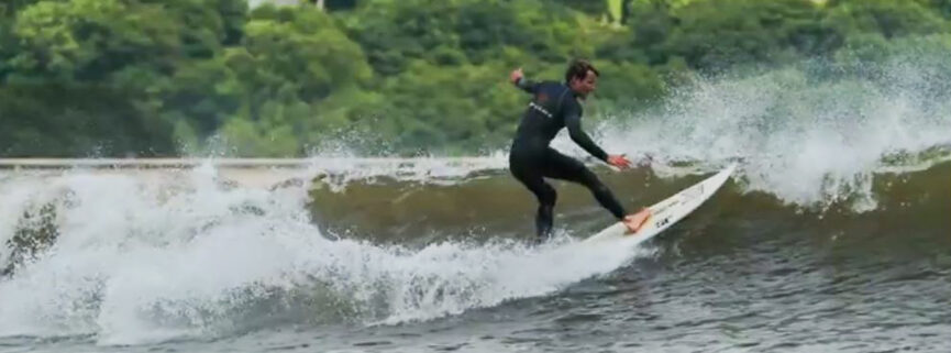 News Slow Mo Surf Snowdonia Jan17