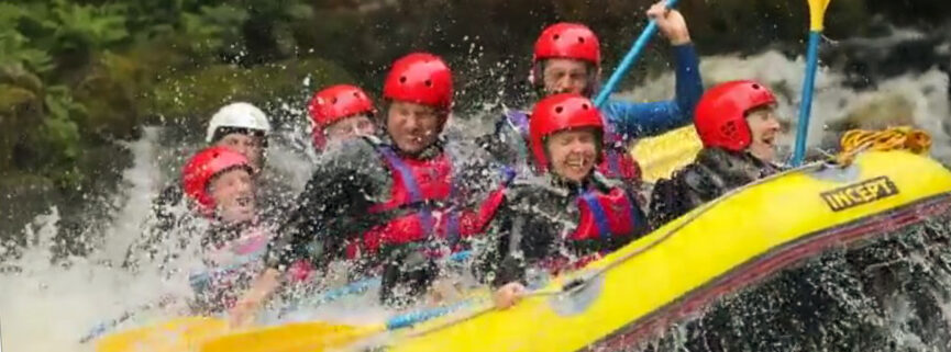 News Slow Mo National White Water Centre